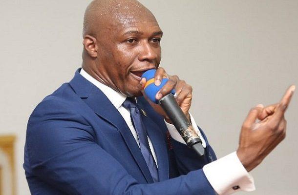 Prophet Oduro slams EC over new voter ID cards