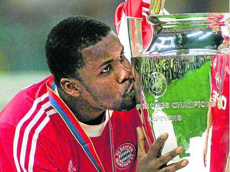 I was a shoe shine boy and never thought I will get where I am - Samuel Osei Kuffour
