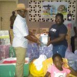 Suhum MP donates to orphans amid COVID-19