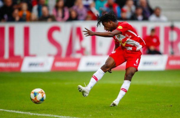 Ashimeru scores in Red Bull Salzburg's cup triumph