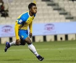 Rashid Sumaila nominated for Al Qadsia player of the season award