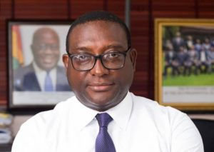 You'll send our party to opposition - Yaw Buaben Asamoa told