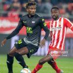 Ghana Youth Star Lomotey Dreams of Barcelona move