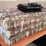Chinese nationals arrested with $250,000 bribe