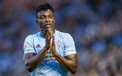 Black Stars Defender Joseph Aidoo Starts Training With Celta Vigo