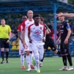 Ghana's Francis Narh named in Belarus team of the week