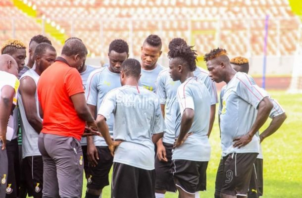 GFA fulfills $25,000 WAFU 2019 pledge to Black Stars B