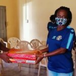 Skyy FC CEO donates to club on her birthday