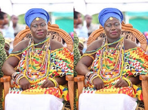 Reinstate our queen now or we drag you to The Hague – Krobo queen mothers to Konor