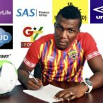 COVID-19: Hearts of Oak Newboy Abednego Tetteh to distribute face masks to Phobian supporters