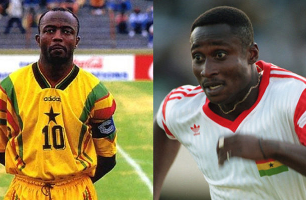 Tony Yeboah is like a brother from another mother - Abedi Ayew