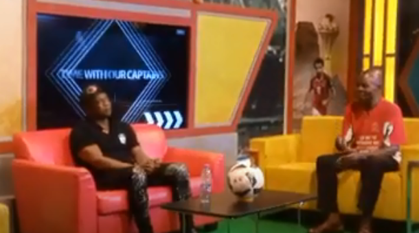 VIDEO: And the 'maestro' Abedi Ayew Pele wept on live TV