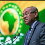 CAS preliminarily restores Ahmad Ahmad as CAF President after FIFA ban