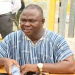 Albert  Commey is match commissioner for all Nigerian clash in CAF Confederation Cup