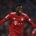 I make up for my errors with my pace - Alphonso Davies