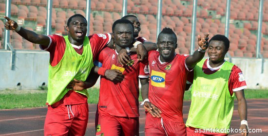Amos Frimpong was a weakling and couldn't fight for players at Kotoko - Samuel Kyere