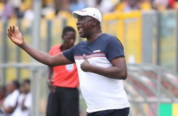 Bashir Hayford set for the sack at Legon Cities as Maxwell Konadu waits in the wings