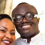 40 certainly looks good on you - Bola Ray gushes over wife as she turns 40