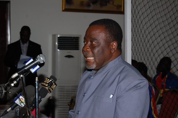 GPL clubs should not play If matches are behind closed doors - Commodore Mensah