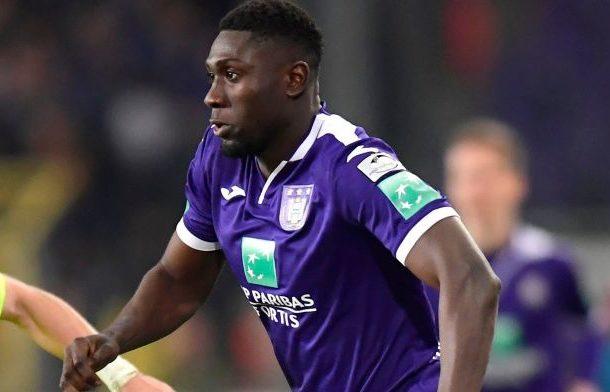 Ghanaian international, Derrick Luckassen to Leave Anderlecht