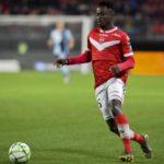 Valenciennes defender Emmanuel Ntim initially preferred Scandinavia to France