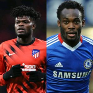 VIDEO: Michael Essien is a senior man stop comparing Partey to him - Stonebwoy