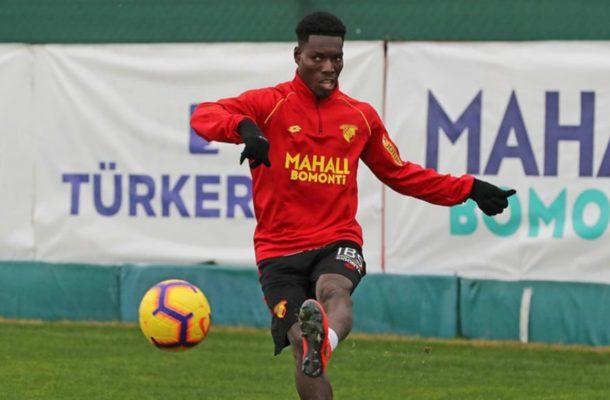 Lumor Agbenyenu Starts Training With Real Mallorca