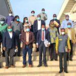 GFA deliberates with government COVID-19 team