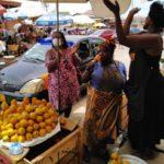 PPP educates Kaneshie market women on Covid-19