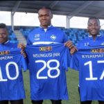 Inter Allies trio extend loan deal with HB Hoge