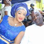 Kalsoume Sinare celebrates husband for 26 years Anthony Baffoe on his birthday