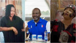 VIDEO: Don't listen to my enemies - Nana Agradaa begs Kennedy Agyapong