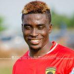 Patrick Yeboah joins Medeama after mutually terminating Kotoko contract