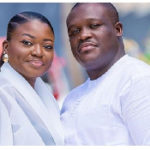Sam George flaunts his wife in a beautiful photo