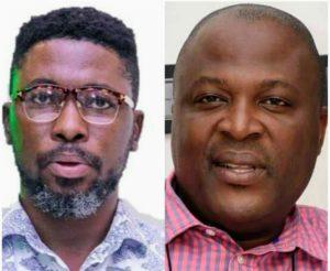 Ibrahim Mahama paying A Plus 'to spew nonsense' - Man alleges
