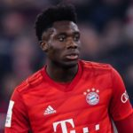 Alphonso Davies' journey from a Ghanaian refugee camp to best left-back in the world in-waiting is special