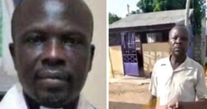 VIDEO: Popular Pastor, Apreku My Daughter turns a drunkard