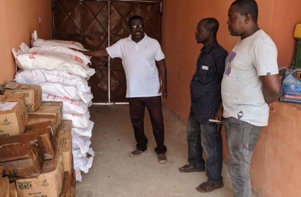 Eid-ul-Fitr celebration: Isaac Adongo donates Muslims ahead of grand feast