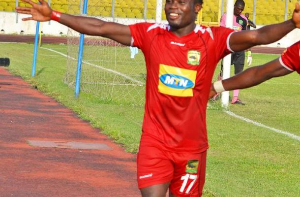 Former Kotoko striker Frederick Boateng narrates how he got the name 'Obinim Sticker'