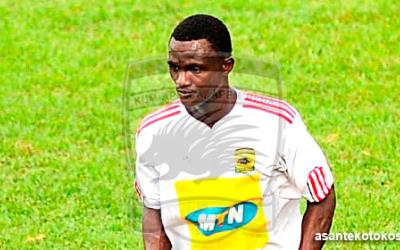 Former Kotoko defender John Kuffour granted bail after biting girlfriend's nipple
