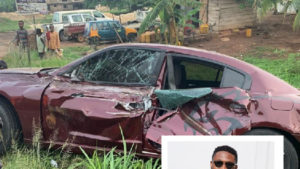Kalybos ignores Funny Face, shares throwback photos of his 'grievous' motor accident
