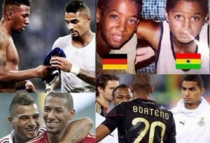 VIDEO: Watch full Instagram live video of Boateng brothers