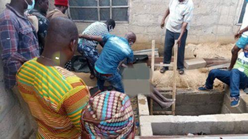 Man, 65, drowns in manhole at Fetteh Kakraba