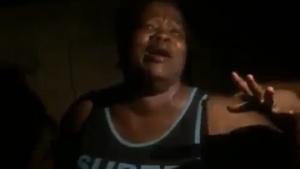 VIDEO: Mercy Asiedu weeps over Bishop Bernard Nyarko's death