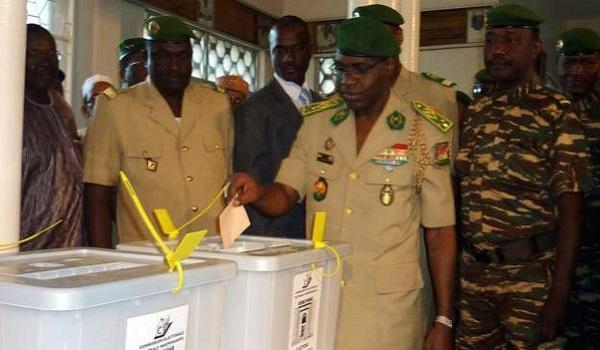 Niger's ex-military junta leader to vie for presidency