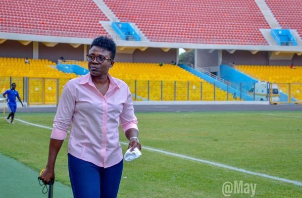"""""""No pregnancy has been recorded so far""""- Black Queens coach defend female players"""