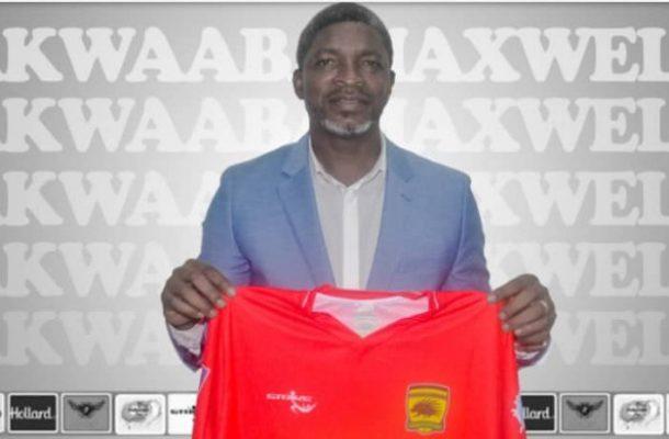 Maxwell Konadu rubbishes Kotoko sporting director talks
