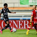 Ghana's Samuel Tetteh scores late to secure vital point for LASK Linz