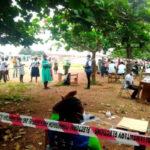 Voters rush to register at Dormaa-Ahenkro