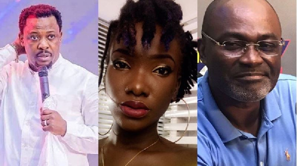VIDEO: Prophet Nigel Gaisie is a suspect in the death of Ebony Reigns - Kennedy Agyapong claims